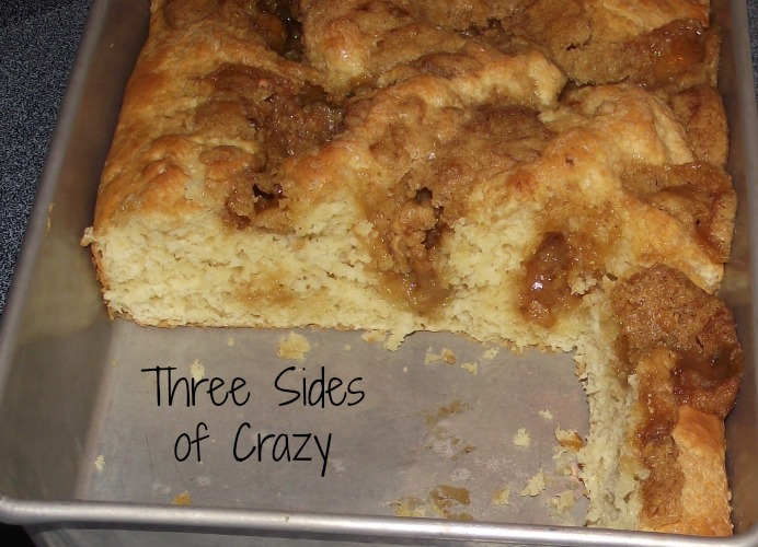 sugar cinnamon coffee cake cake 2 cups bisquick 2 tablespoons sugar ...